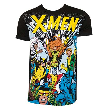 T-shirt X-Men Comic