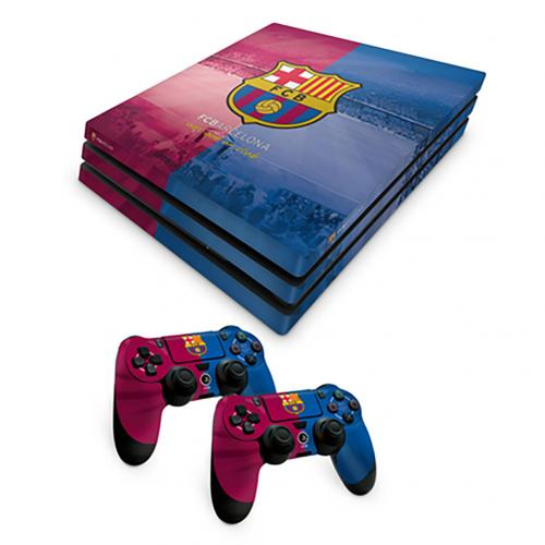 Skin PS4 Barcellona