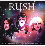 Vinile Rush - Agora Ballroom, Cleveland Ohio May 1975