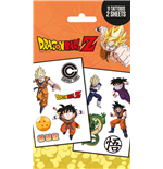 Dragon Ball Z - Mix (Temporary Tattoo)