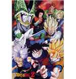 Dragon Ball Z - Cell Saga (Poster Maxi 61x91,5 Cm)