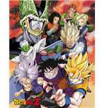 Dragon Ball Z - Cell Saga (Poster Mini 40x50 Cm)