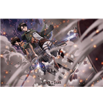 Attack On Titan - Battle (Poster Maxi 61x91,5 Cm)