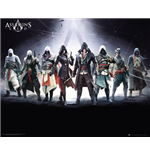 Assassin's Creed - Characters (Poster Mini 40x50 Cm)