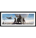 Destiny - Cover Panoramic (Stampa In Cornice 75x30 Cm)