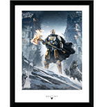 Destiny - Rise Of Iron (Stampa In Cornice 30x40 Cm)