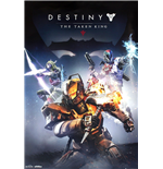 Poster Destiny - Take King - 61x91,5 Cm