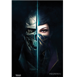 Dishonored 2 - Faces (Poster Maxi 61x91,5 Cm)