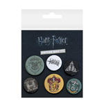 Harry Potter - Mix (Badge Pack)