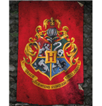 Harry Potter - Hogwarts Flag (Poster Mini 40x50 Cm)
