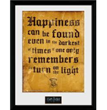 Harry Potter - Happiness Can Be (Stampa In Cornice 30x40 Cm)