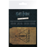 Harry Potter - Deathly Hallows (Portatessere)