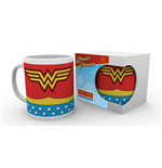 Dc Comics - Wonder Woman Costume (Tazza)