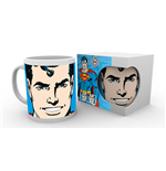 Dc Comics - Superman Face (Tazza)