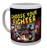 Mortal Kombat - Fighter (Tazza)