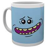 Rick And Morty - Mr Meeseeks (Tazza)