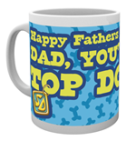 Scooby Doo - Fathers Day Top Dog (Tazza)