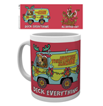 Scooby Doo - Deck Everything (Tazza)