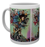 Suicide Squad - One Sheet (Tazza)