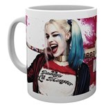 Suicide Squad - Harley Wink (Tazza)