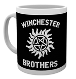 Supernatural - Winchester Brothers (Tazza)