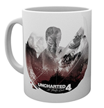 Uncharted 4 - Boats (Tazza)