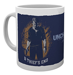 Uncharted 4 - A Thiefs End (Tazza)