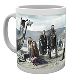 Tazza Vikings - Beach