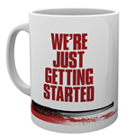 Walking Dead (The) - We'Re Just Getting Started (Tazza)