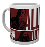Walking Dead (The) - All Out War (Tazza)