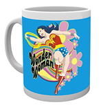 Wonder Woman - Flowers (Tazza)