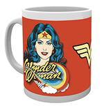 Wonder Woman - Face (Tazza)