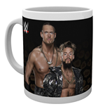 Wwe - Enzo And Cass (Tazza)