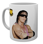 Wwe - Legend - Bret Heart (Tazza)