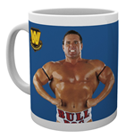 Wwe - Legend - British Bulldog (Tazza)