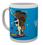 Wwe - New Day Cartoon (Tazza)