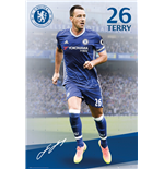Chelsea - Terry 16/17 (Poster Maxi 61x91,5 Cm)