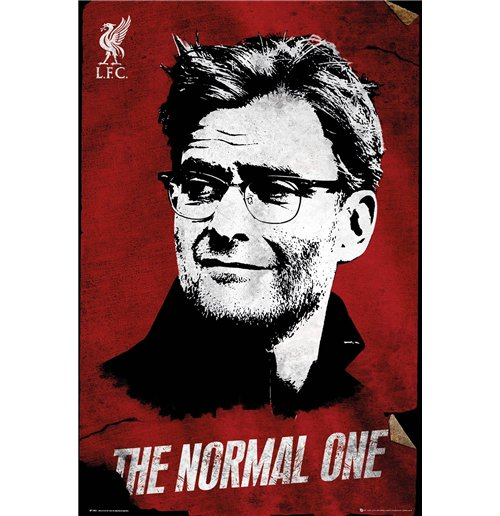 Poster Liverpool - The Normal One 61x91,5 Cm