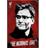 Liverpool - The Normal One (Poster Maxi 61x91,5 Cm)
