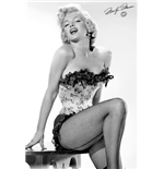 Marilyn Monroe - Table (Poster Maxi 61x91,5 Cm)