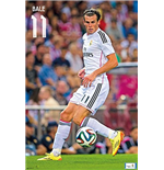 Poster Real Madrid - Bale 14/15 - 61x91,5 Cm