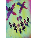 Suicide Squad - Stand (Poster Maxi 61x91,5 Cm)