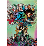 Suicide Squad - One Sheet (Poster Maxi 61x91,5 Cm)