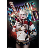Suicide Squad - Harley Quinn Good Night (Poster Maxi 61x91,5 Cm)