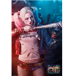 Suicide Squad - Harley Quinn (Poster Maxi 61x91,5 Cm)