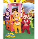 Teletubbies - Custard (Poster Mini 40x50 Cm)
