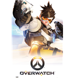 Overwatch - Key Art (Poster Maxi 61x91,5 Cm)
