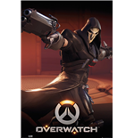 Overwatch - Reaper (Poster Maxi 61x91,5 Cm)