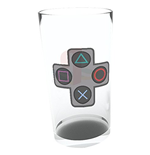 Playstation - Buttons (Bicchiere)