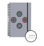 Playstation - Buttons (Quaderno)
